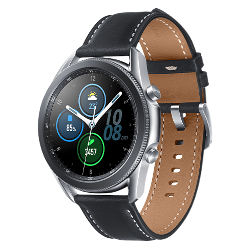 Samsung laikrodis-telefonas Galaxy Watch 3 45mm LTE