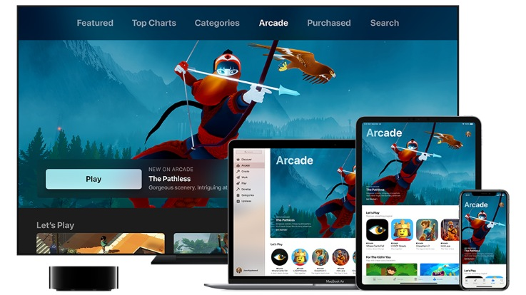 Apple Arcade| BITĖ
