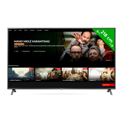 "LG 86"" 4K Smart TV 86UN85003LA 