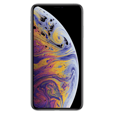 Apple iPhone XS Max Silver | Bite